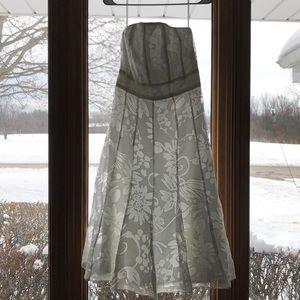 Wedding/prom/homecoming dress -Size 10